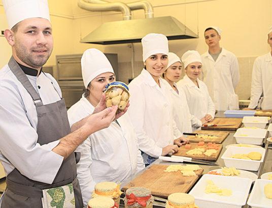 обучение безработных, повар