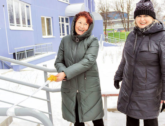 последний проблемный жилой дом в Первомайском районе Минска