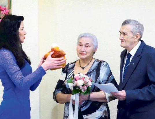 супруги Высоцкие