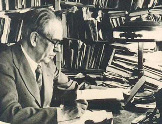 Владимир Пичета, ректор