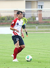 Сергей Омельянчук через 14 лет вернулся в Минск настадион «Торпедо»