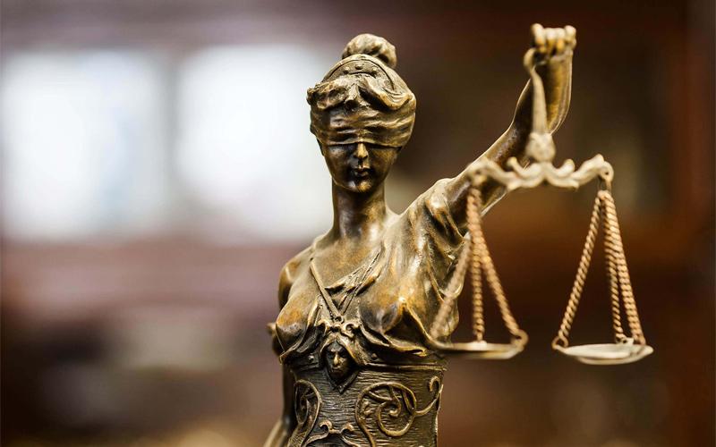 закон, Фемида