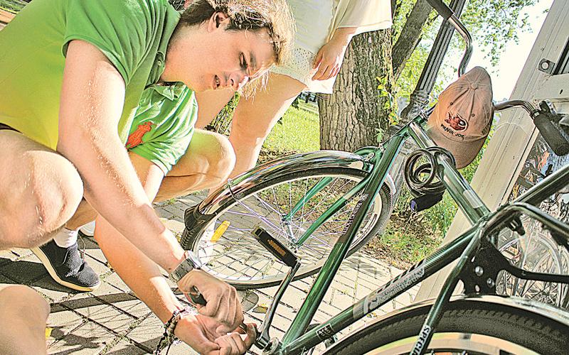 велосипед, отдых