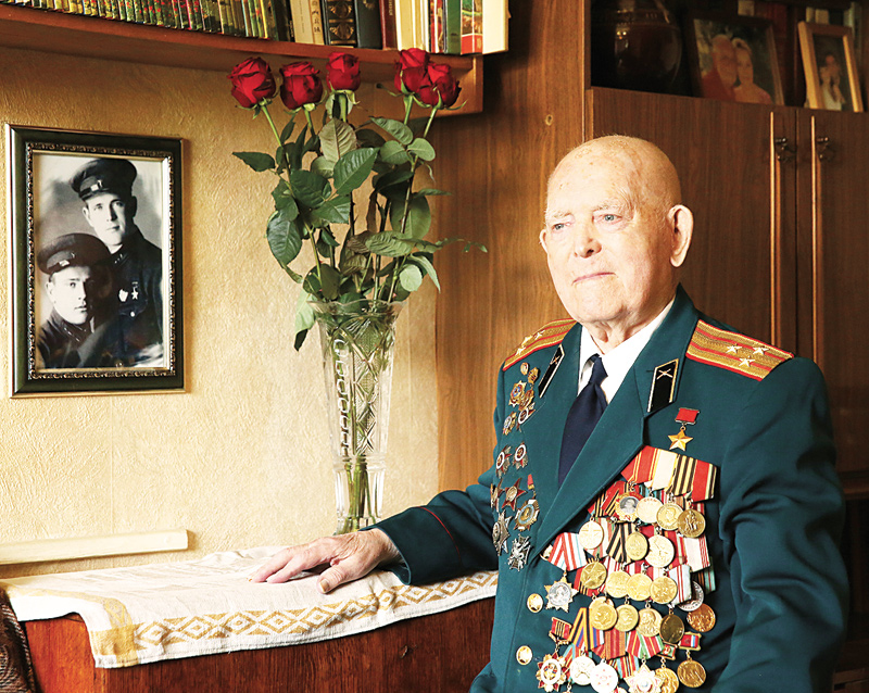 Василий Сергеевич Мичурин