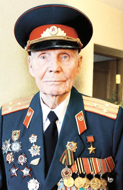 Иван Ильич Кустов