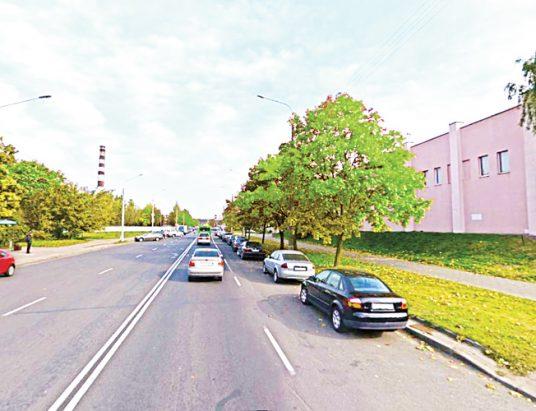 Минск, Кропоткина, реконструкция