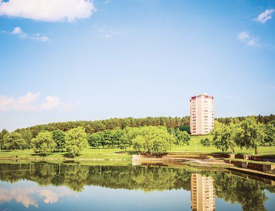 парки, Советский район, Минск