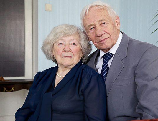 Супруги Семенковы