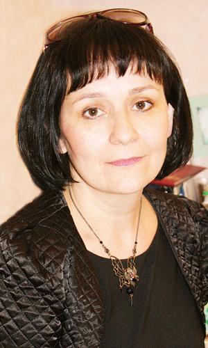 Алла Стебакова