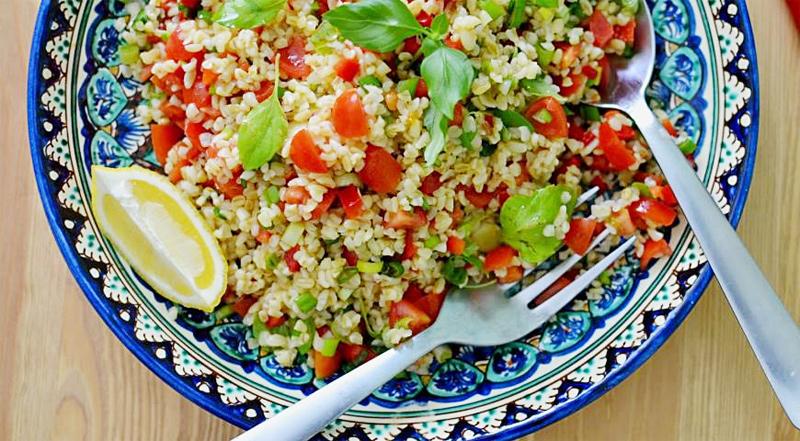 рецепт, салат, табуле