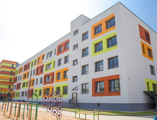 1 сентября, новая школа, Брилевичи