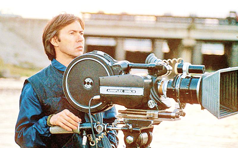 Валерий Рыбарев, режиссер, кино