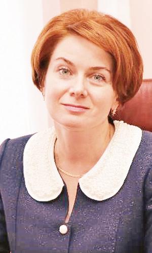 Наталья Кучинская