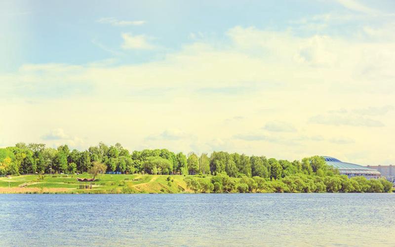 Парк имени  Н. Грековой