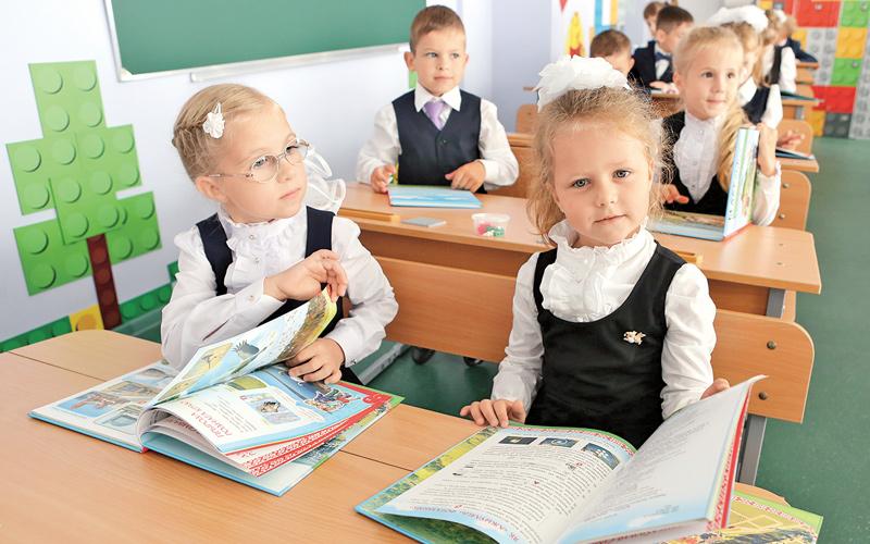 школьники, минск