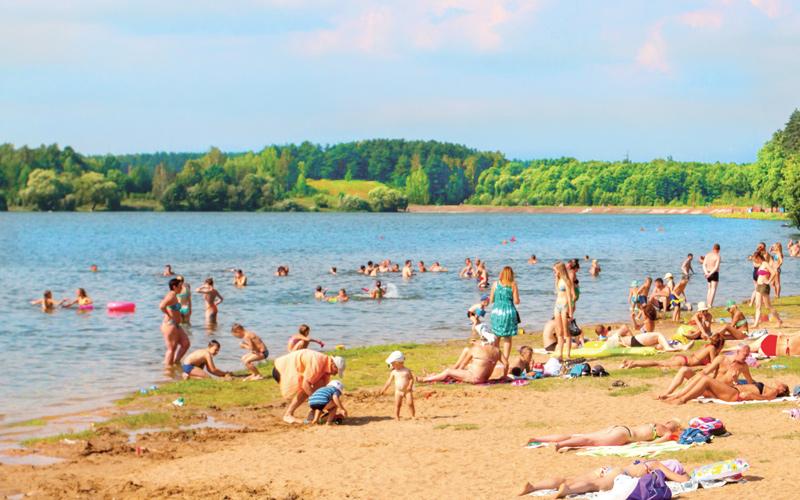 пляж, отдых, безопасность