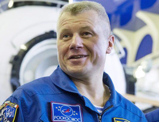космонавт, новицкий