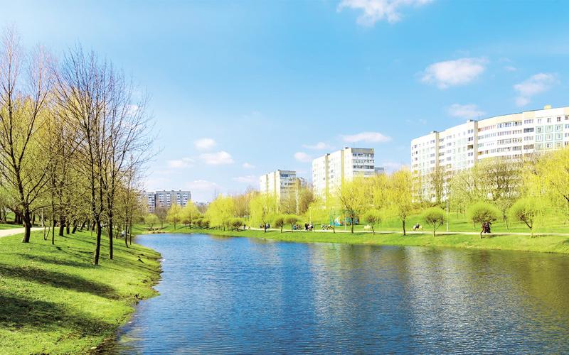парк павлова