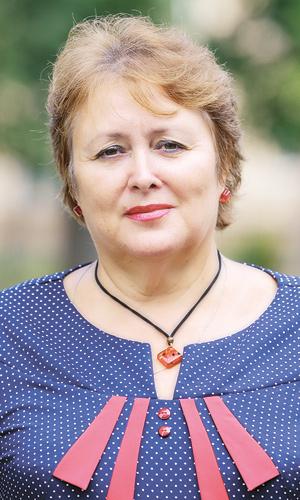 Ирина Карпович