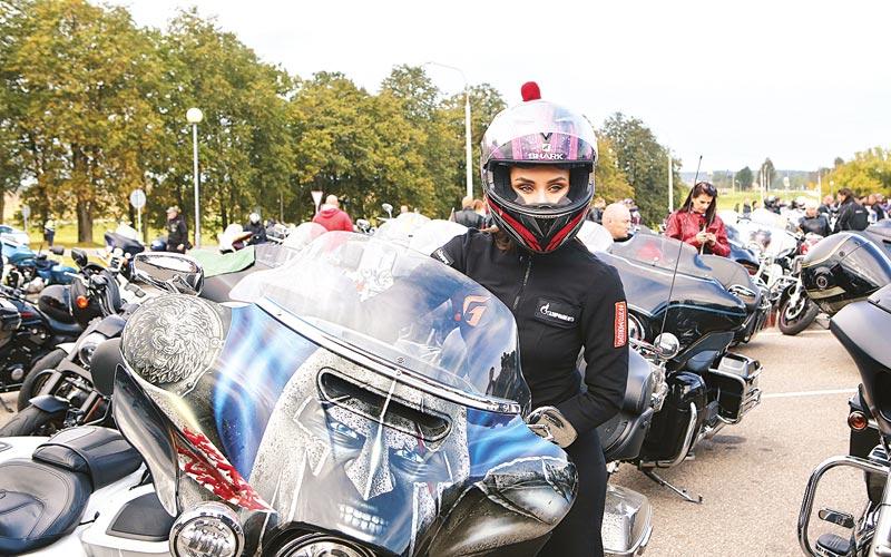 байкер, минск, H.O.G. Rally Minsk