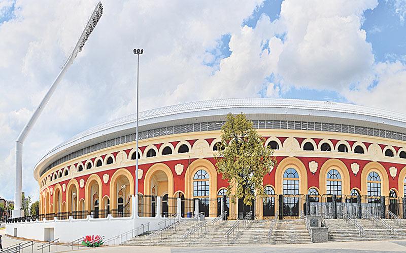 стадион динамо, минск