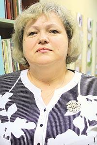 Татьяна Швед