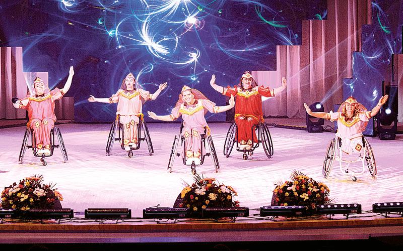 Мастацтва жыць, тварыць мастацтва, фестиваль, инвалид