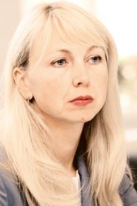 Оксана Старикова