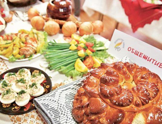 конкурс поваров