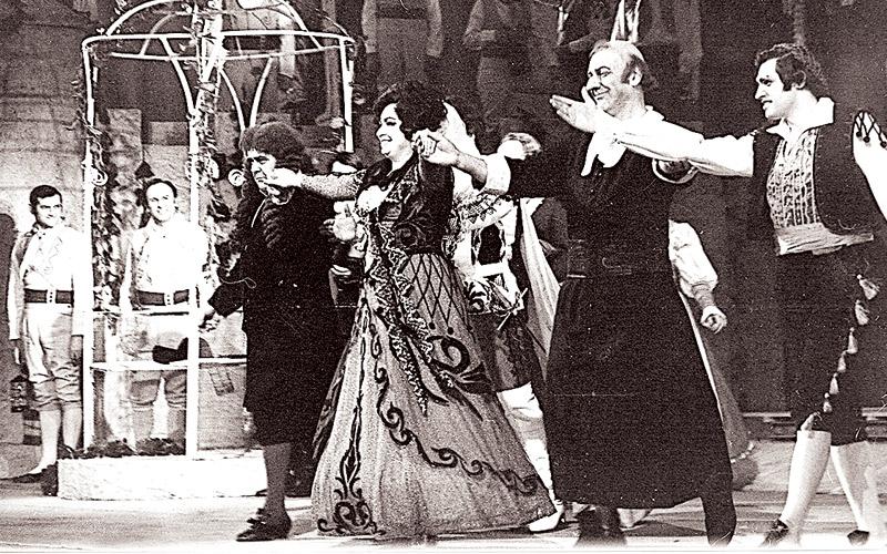 виктор скоробогатов, опера
