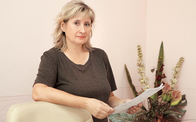 Ирина Журавская