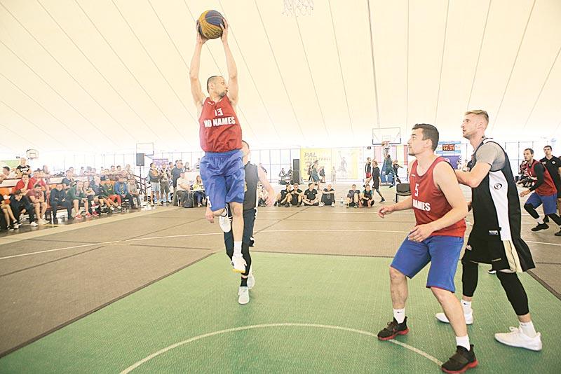 баскетбол, день города