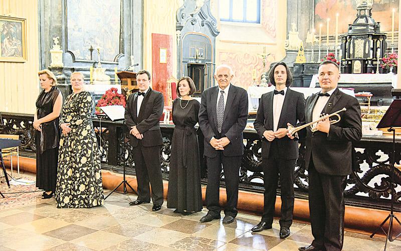 Концерт «Беларускай капэлы»