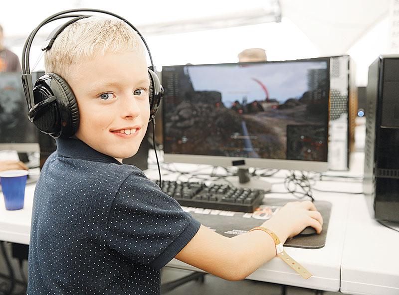 World of Tanks, ребенок, компьютер