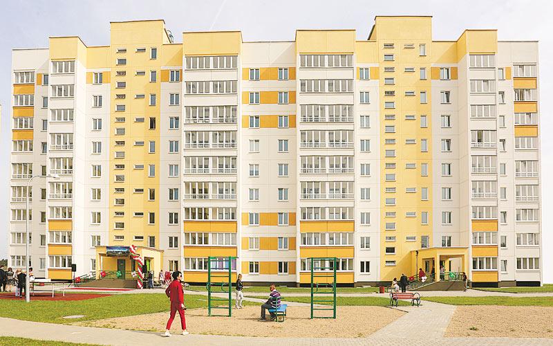 новое общежитие для медиков, минск