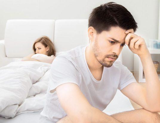 мужчина, половая дисфункция