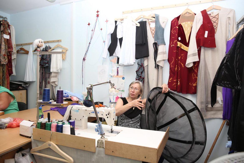 мастерская по пошиву костюмов