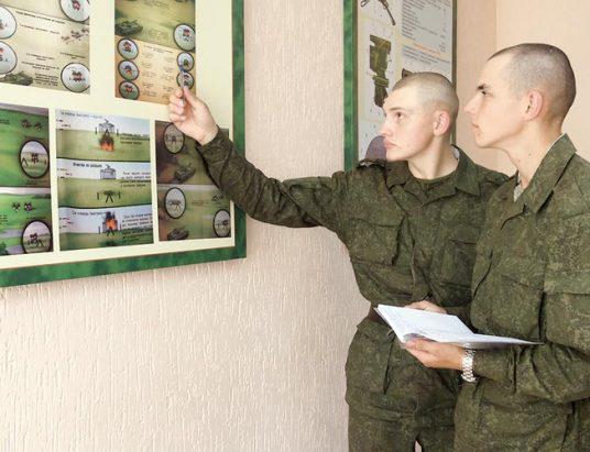 военнослужащие, армия