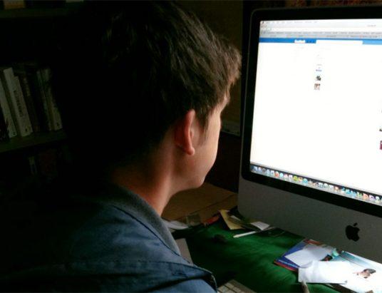 подросток, интернет