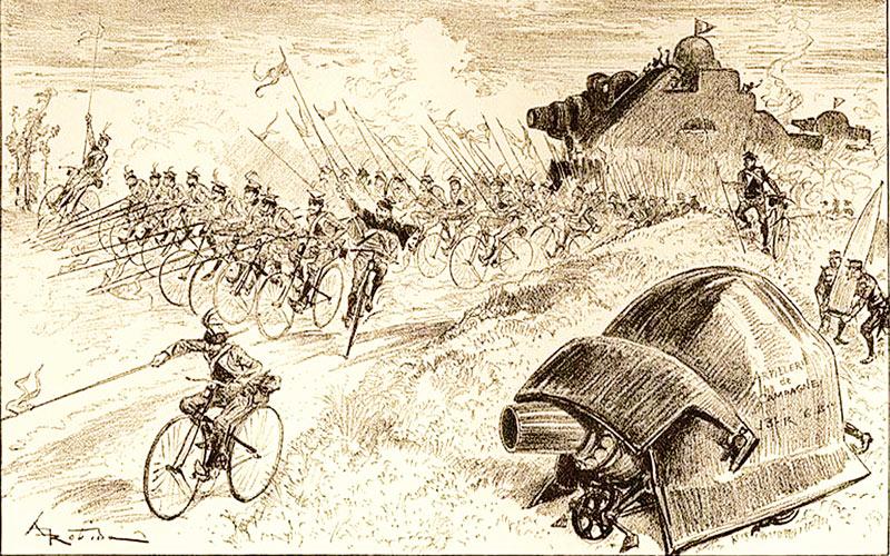 война, карикатура