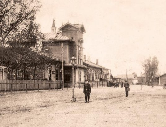 вокзал в минске