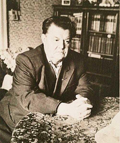 Григорий Константинович Пукст