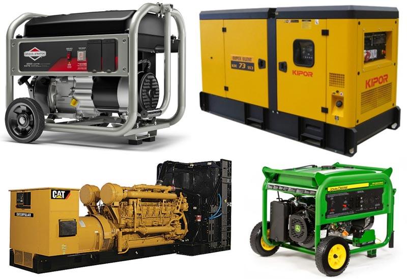 генераторы, как выбрать