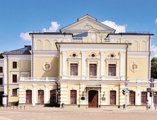 театр имени купалы, минск