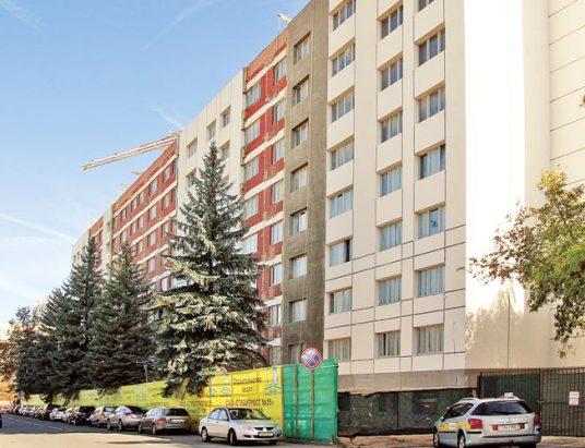 общежитие, ремонт