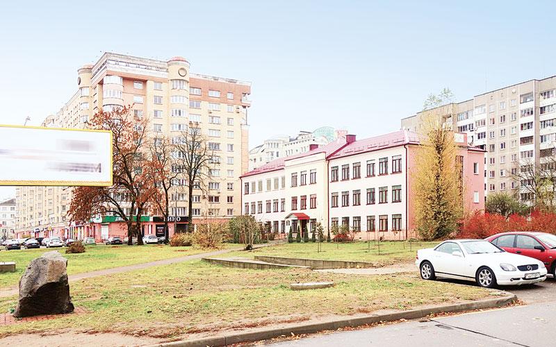 музыкальная школа №8, проспект машерова