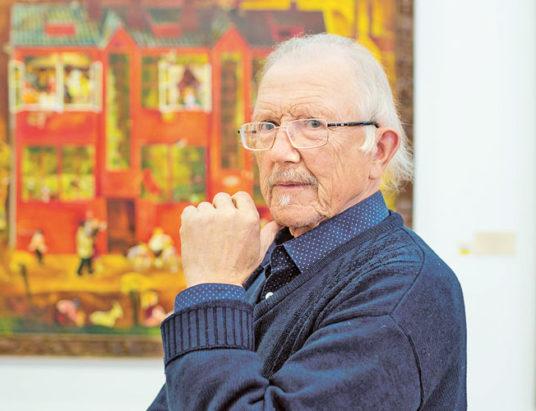 Василий Сумарев, художник