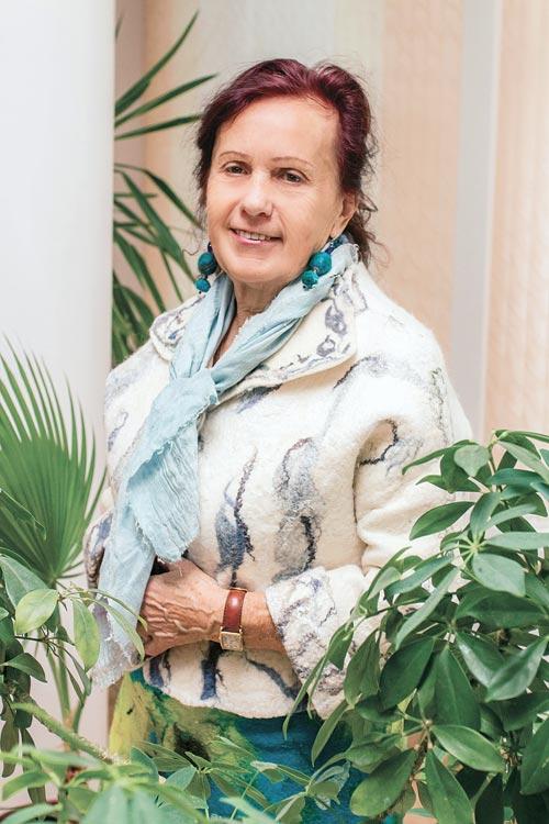 Нелли Шрамова