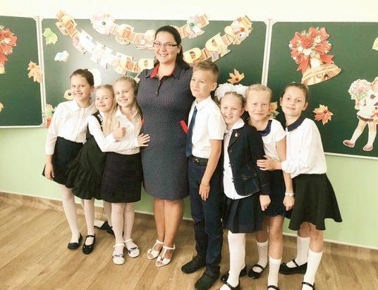 учитель Ирина Гаврилова