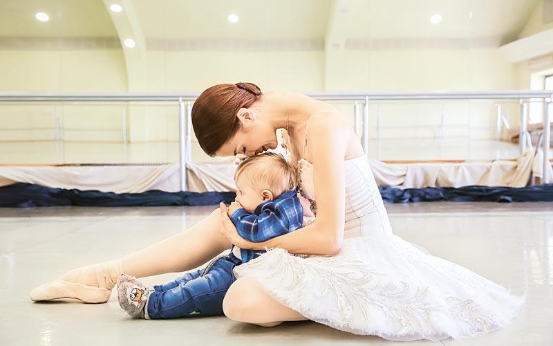людмила хитрова, балет